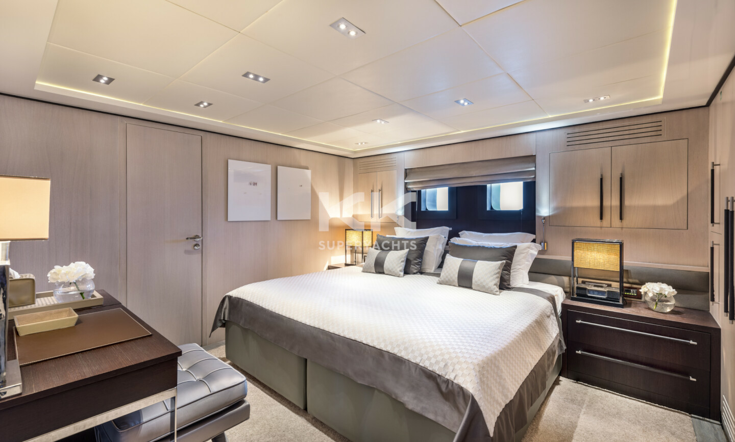 Grayzone yacht for Charter 16
