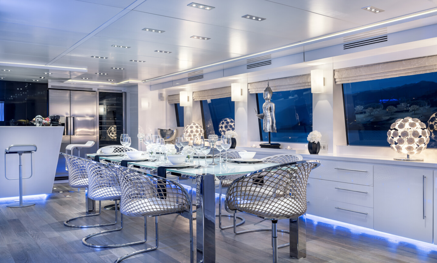 Grayzone yacht for Charter 15