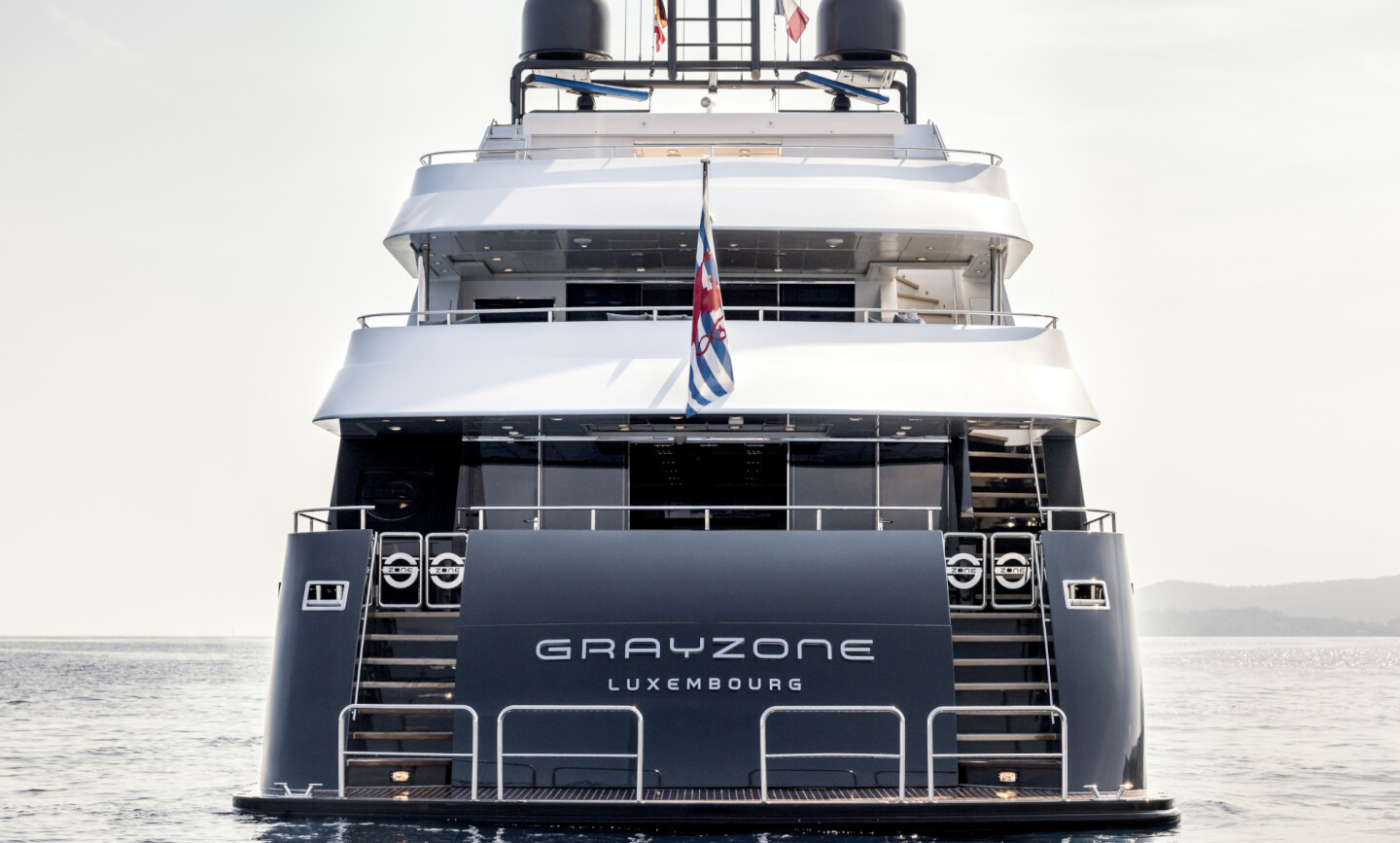 Grayzone yacht for Charter 21