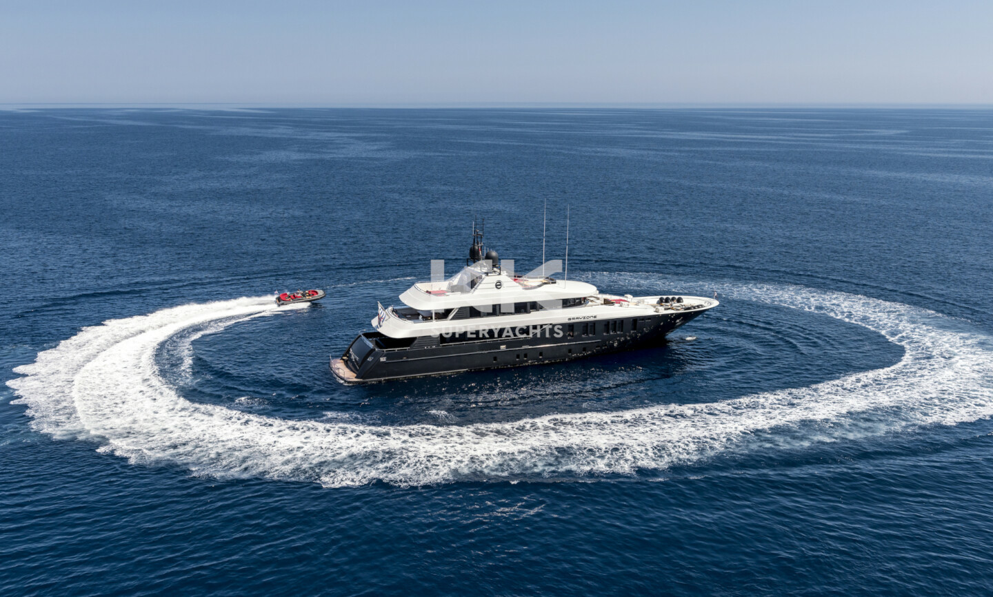 Grayzone yacht for Charter 3