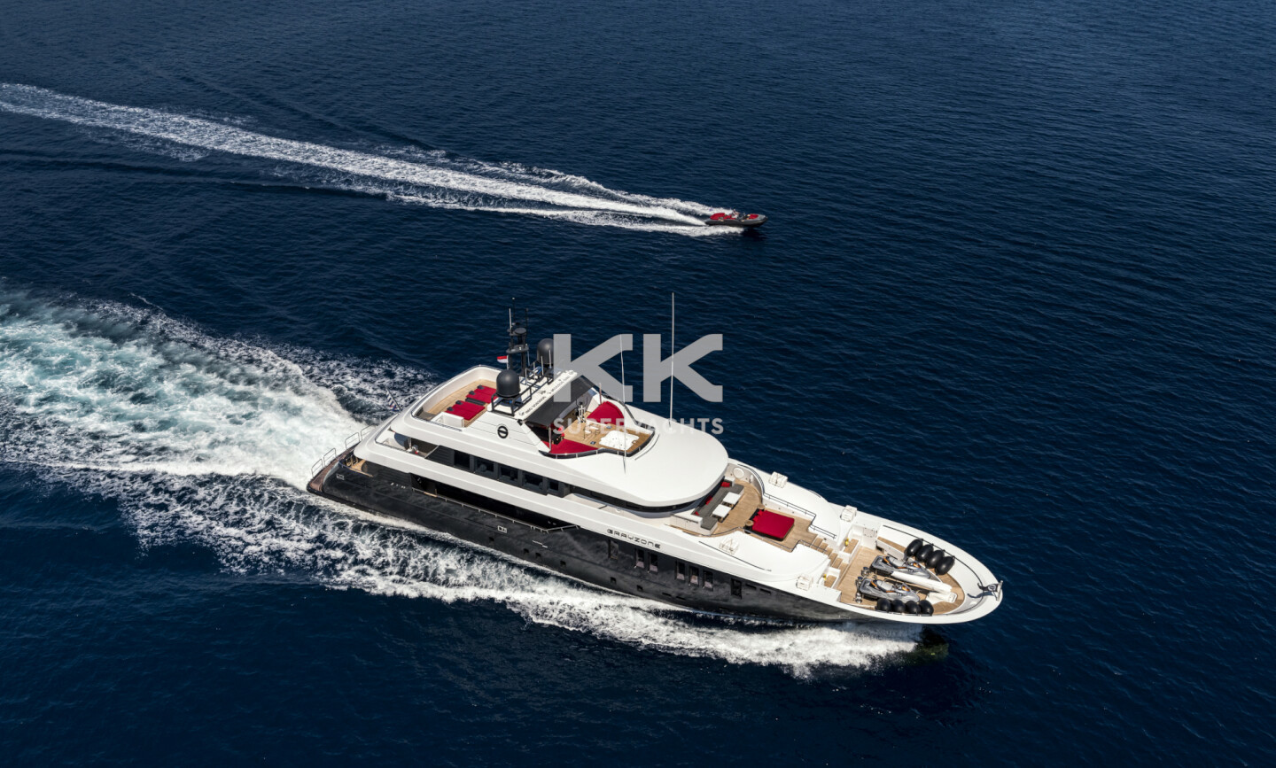 Grayzone yacht for Charter 4