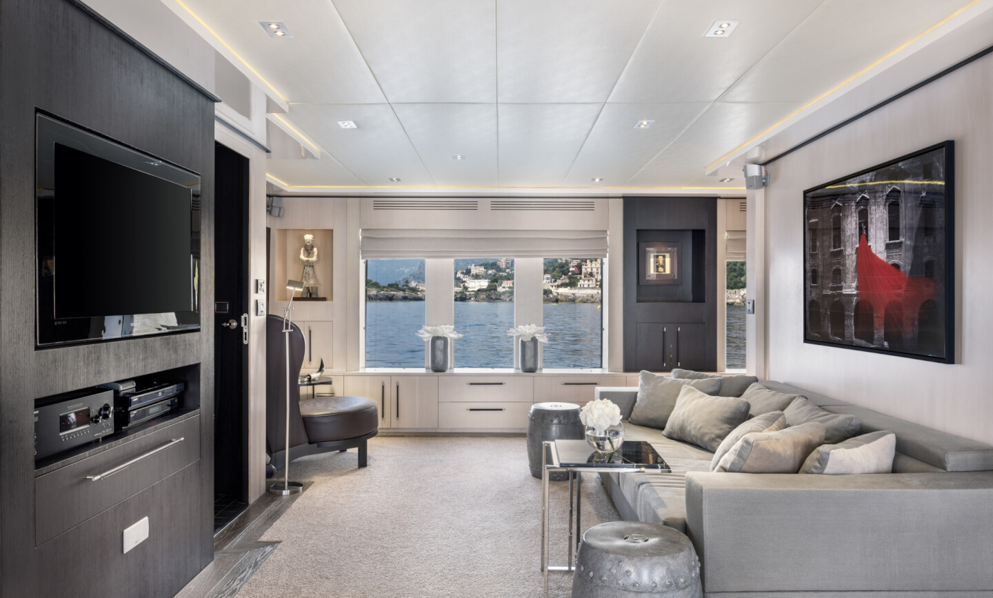 Grayzone yacht for Charter 14