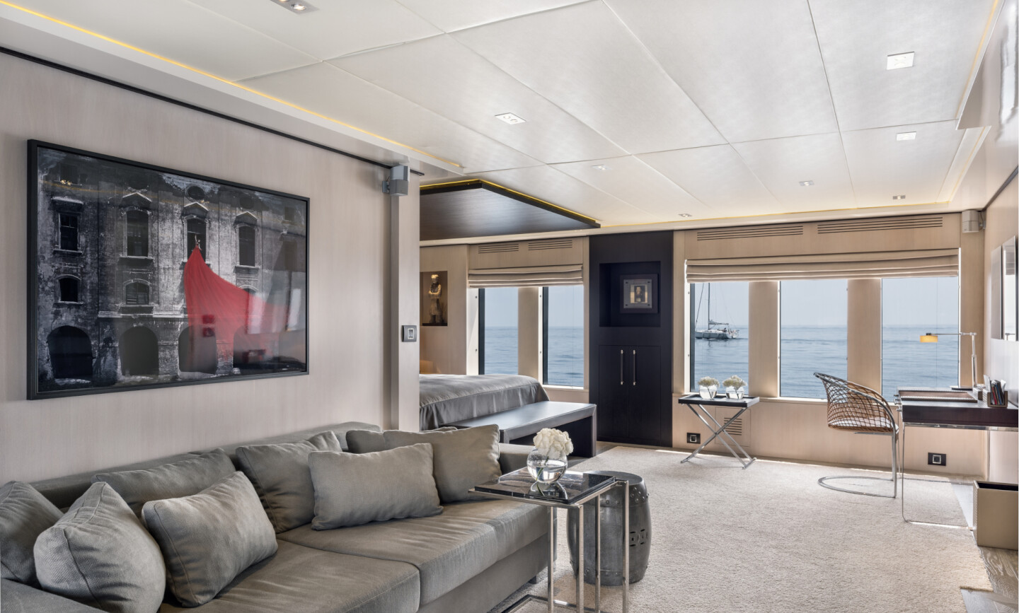 Grayzone yacht for Charter 13