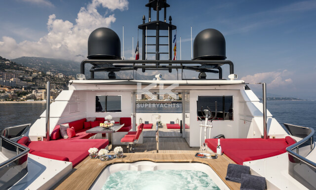 Grayzone yacht for Charter