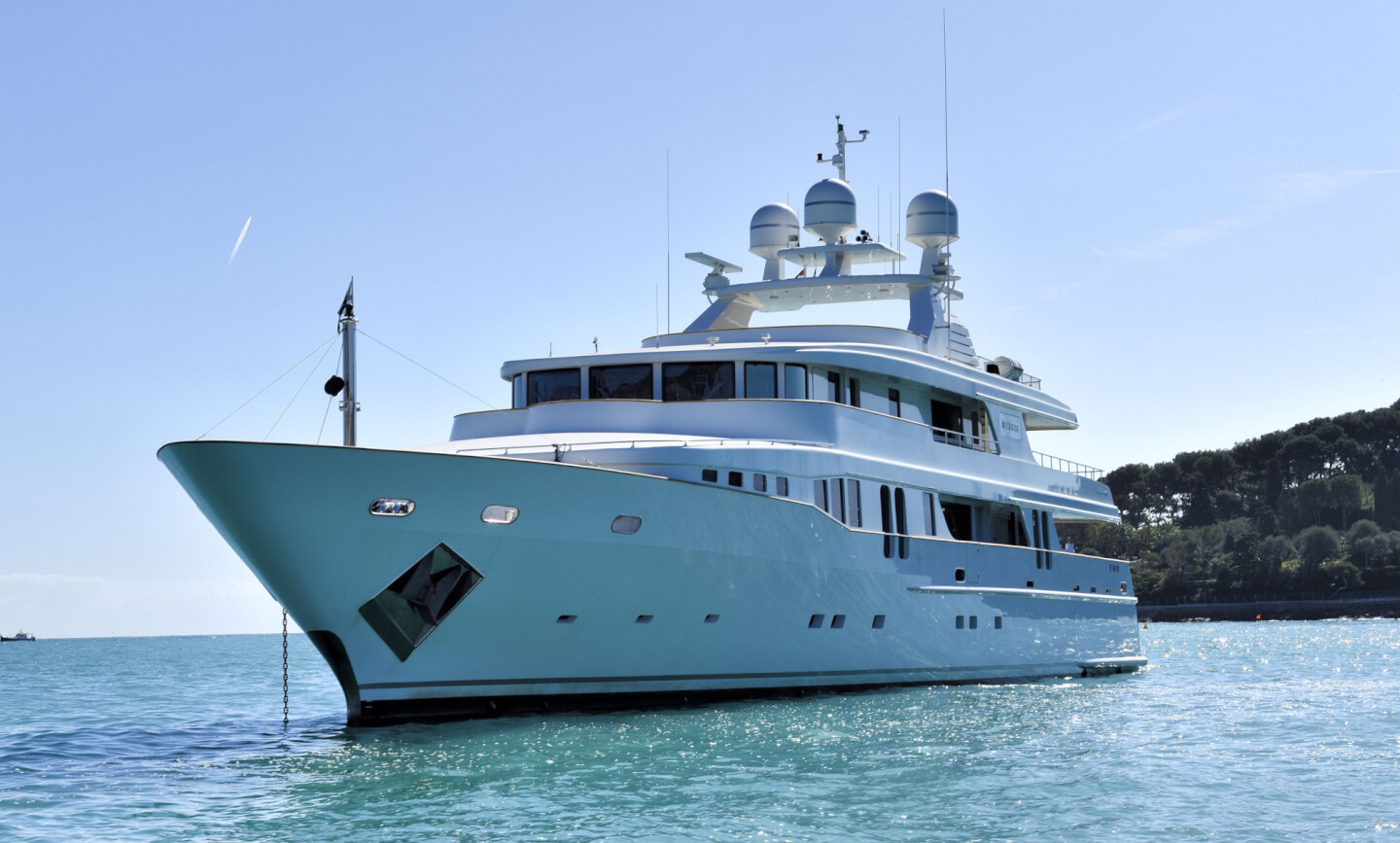 New Master yacht for Sale 3