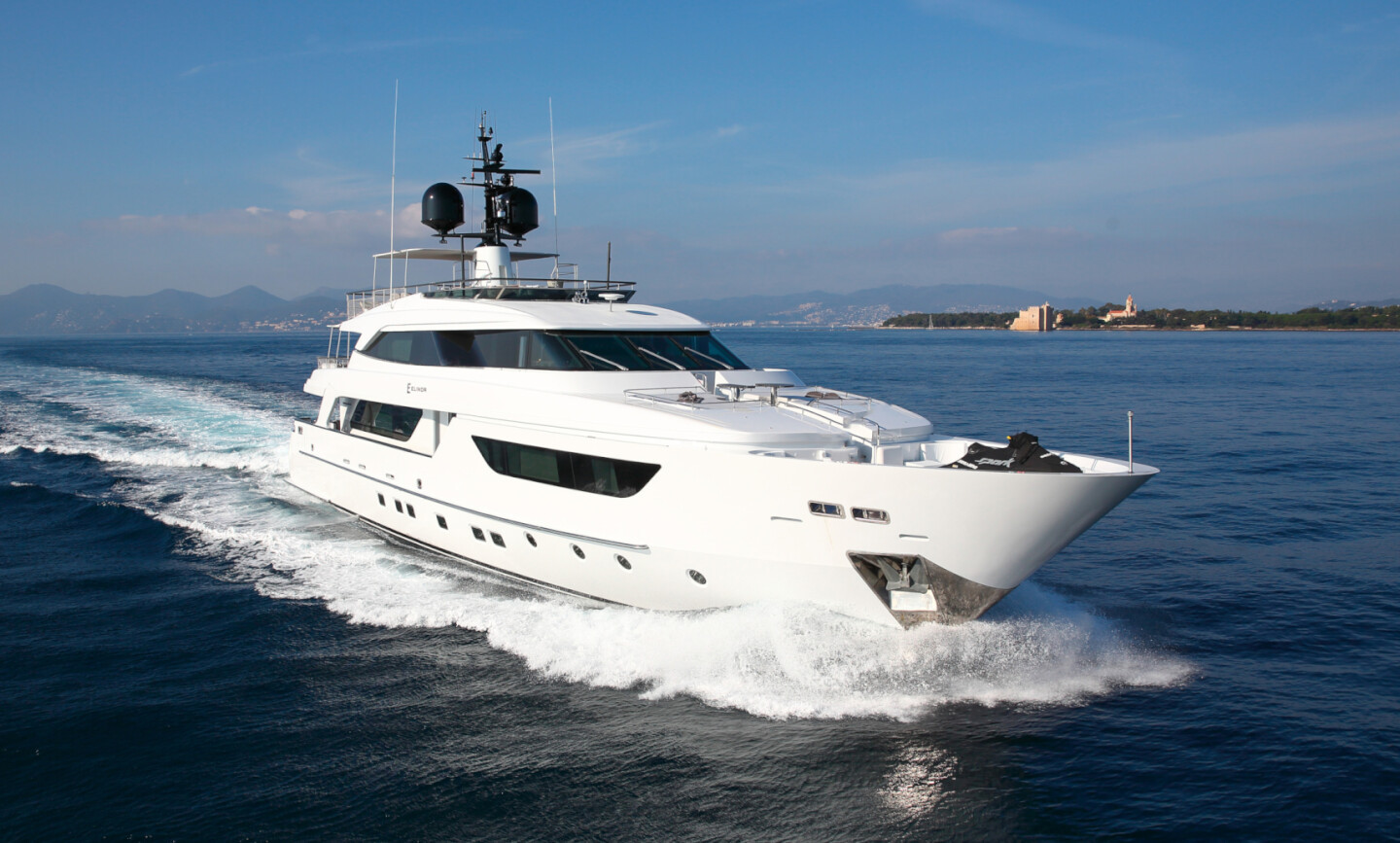 Elinor yacht for Sale
