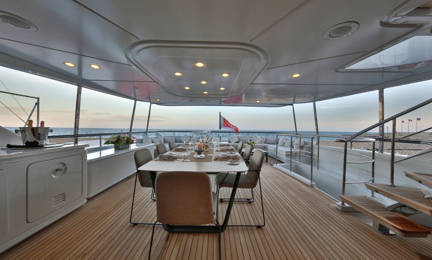 Elinor yacht for Sale 9