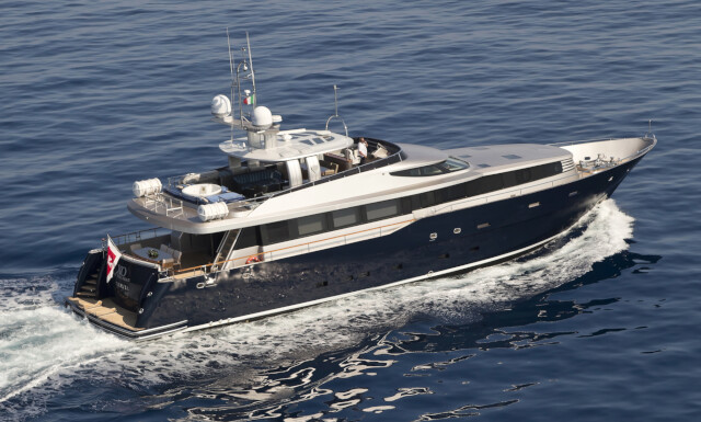 Xo Of The Seas yacht for Sale
