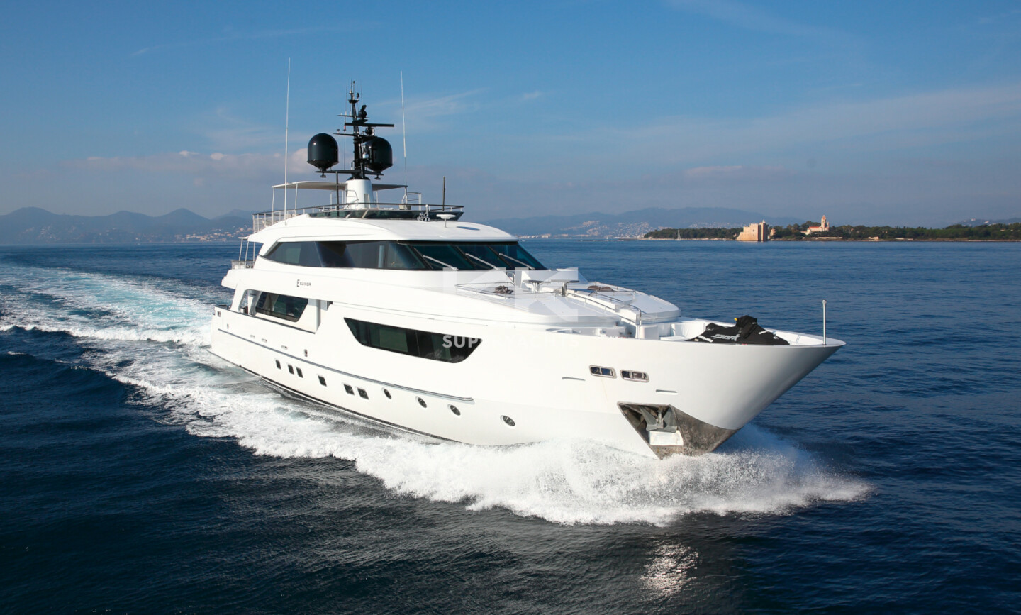 Elinor yacht for Charter 2