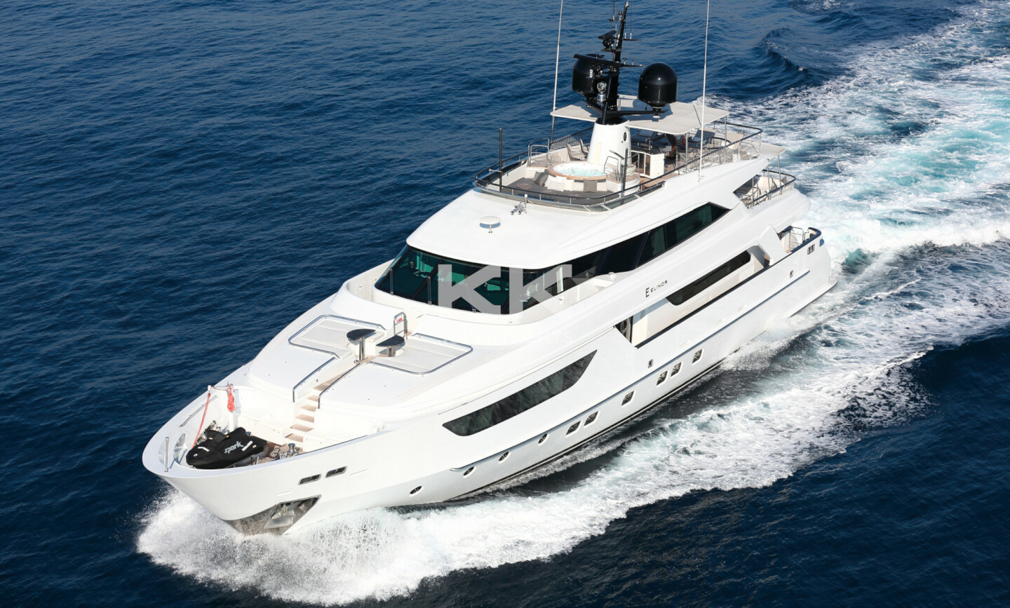 Elinor yacht for Charter 4