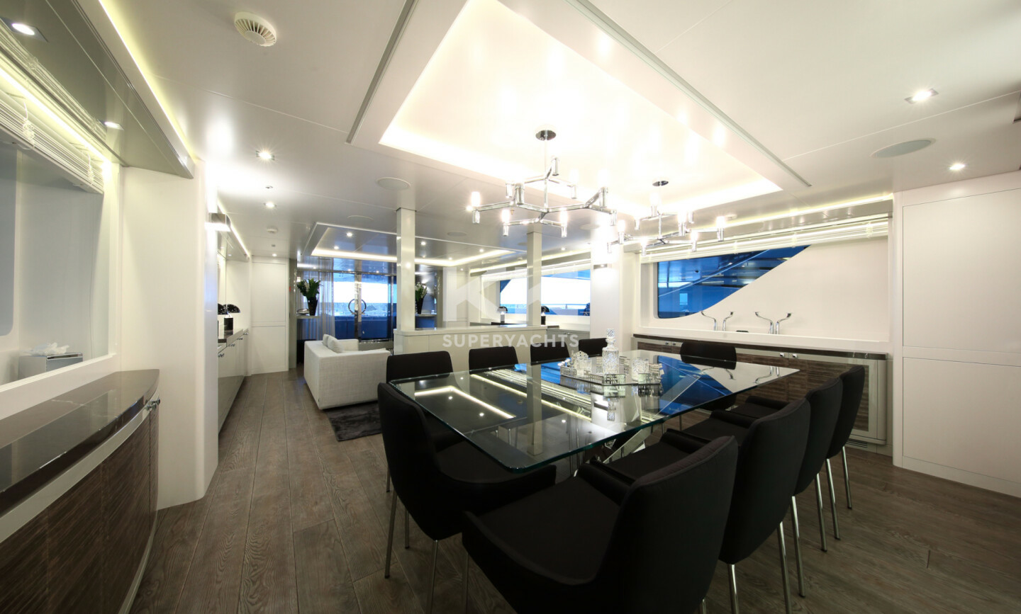 Elinor yacht for Charter 13