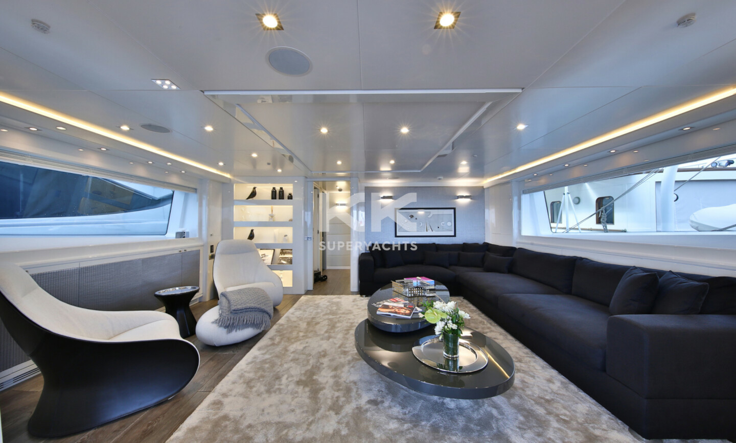 Elinor yacht for Charter 8