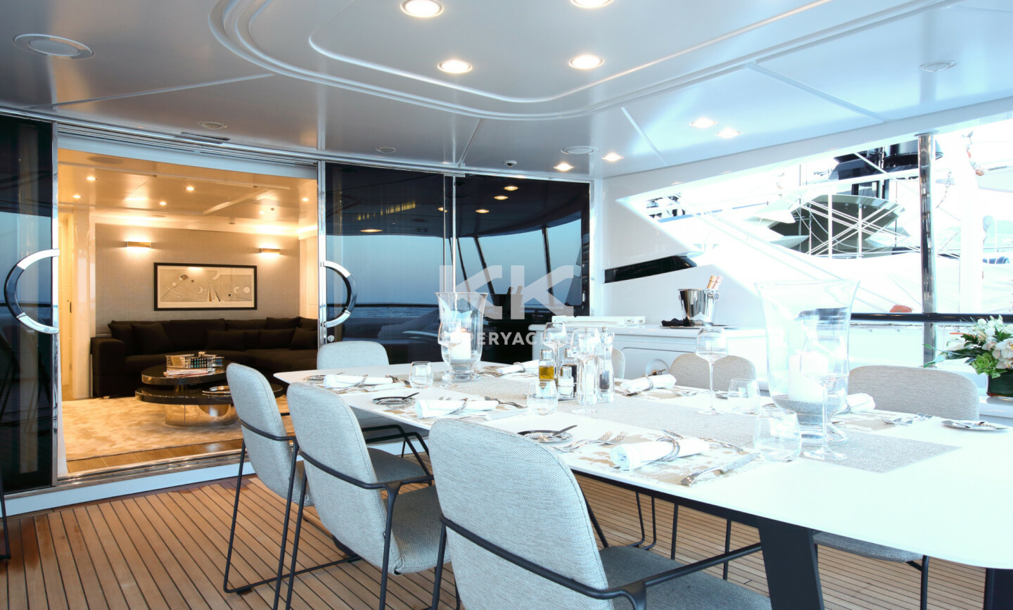Elinor yacht for Charter 7