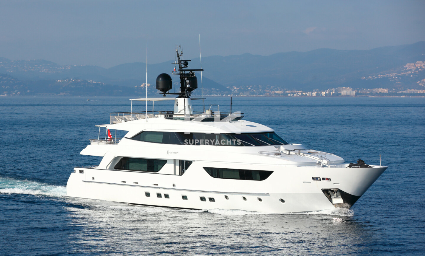 Elinor yacht for Charter 3