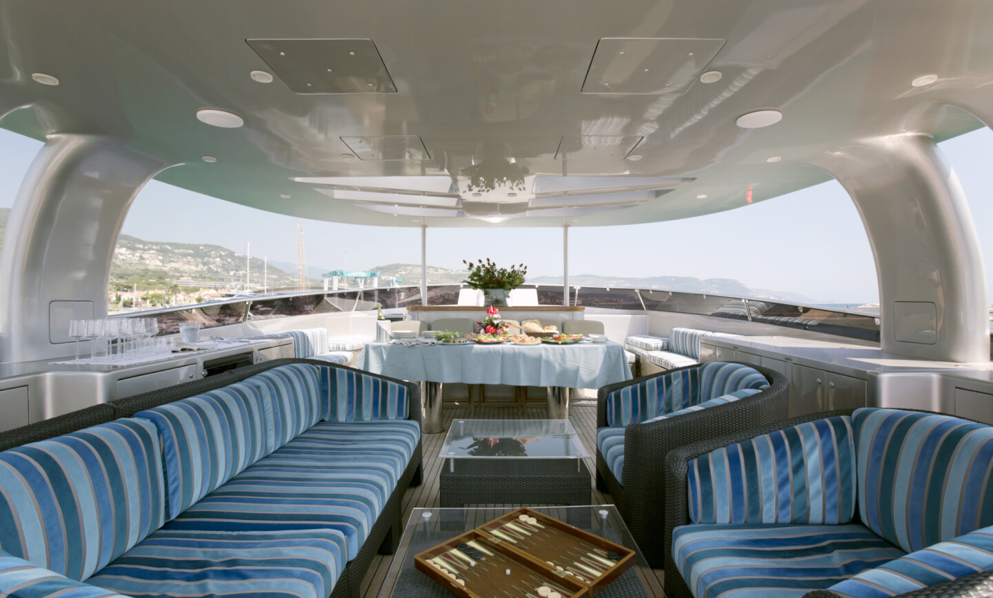 Xo Of The Seas yacht for Charter 5