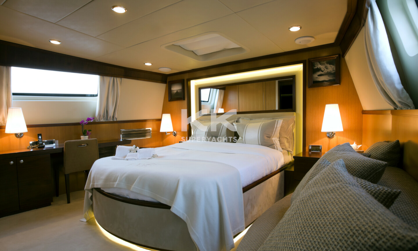 Xo Of The Seas yacht for Charter 10