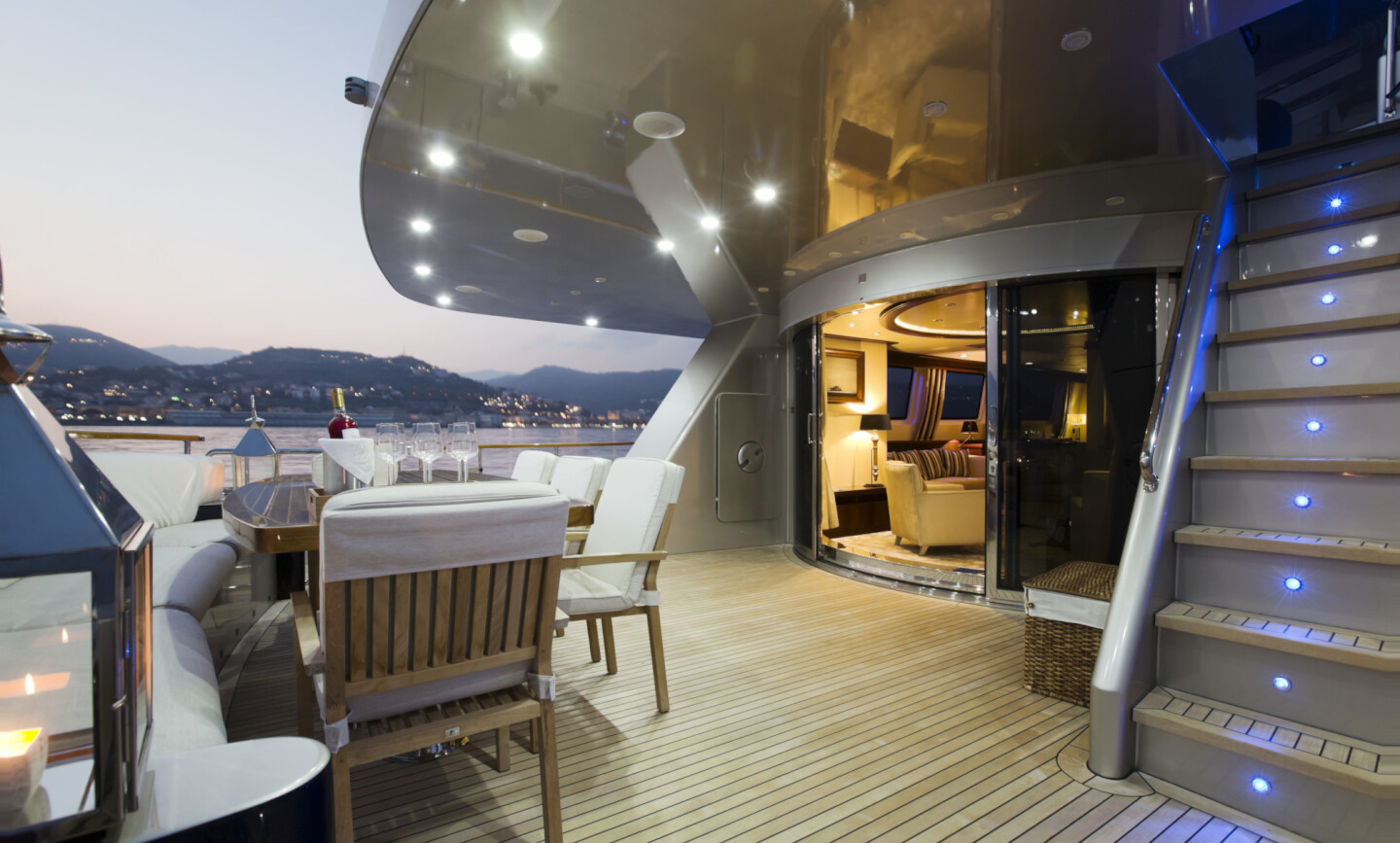 Xo Of The Seas yacht for Charter