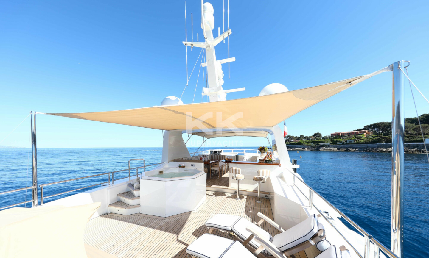 Etoile D'azur yacht for Charter 6