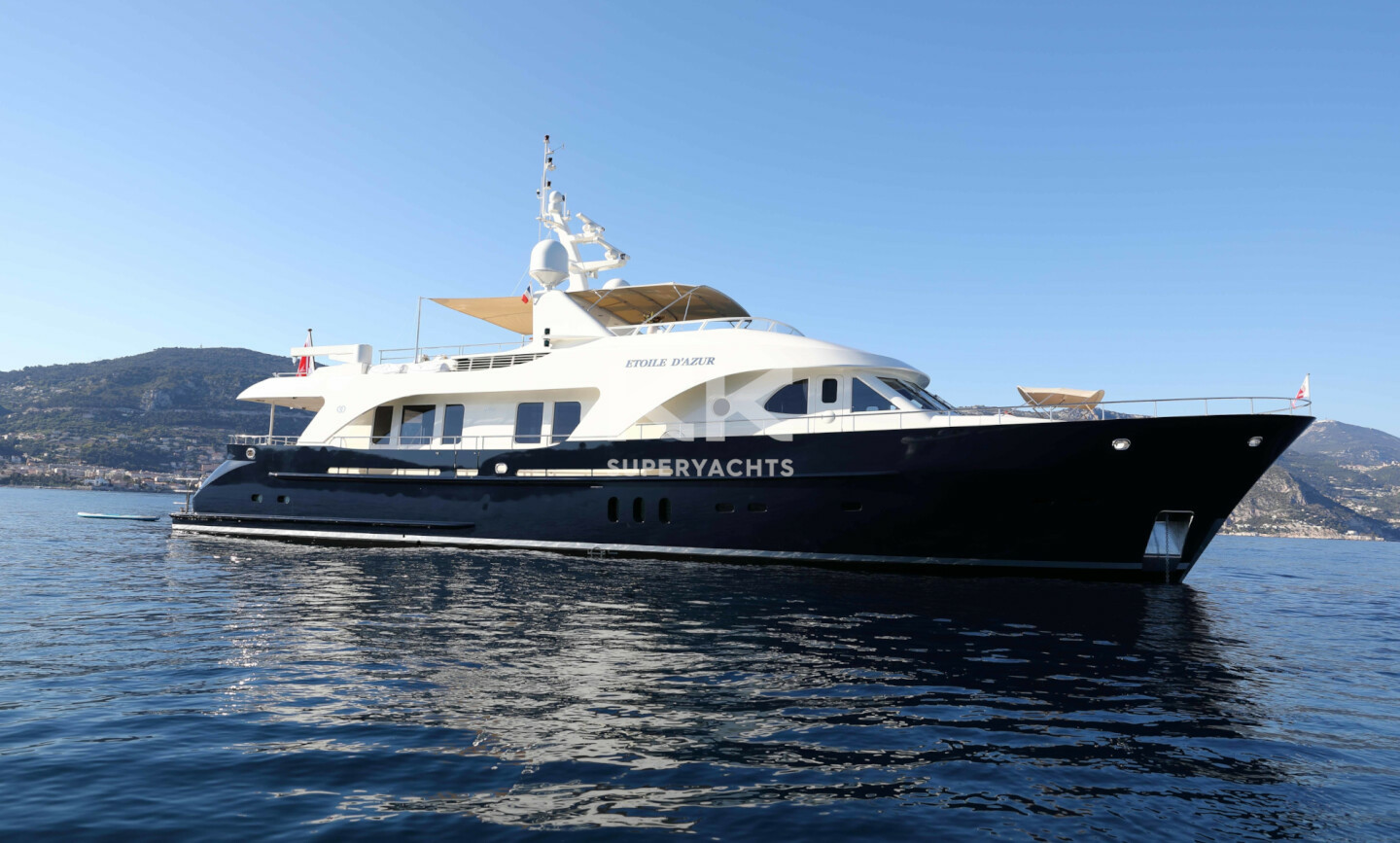 Etoile D'azur yacht for Charter 3
