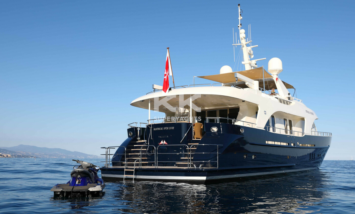 Etoile D'azur yacht for Charter 19