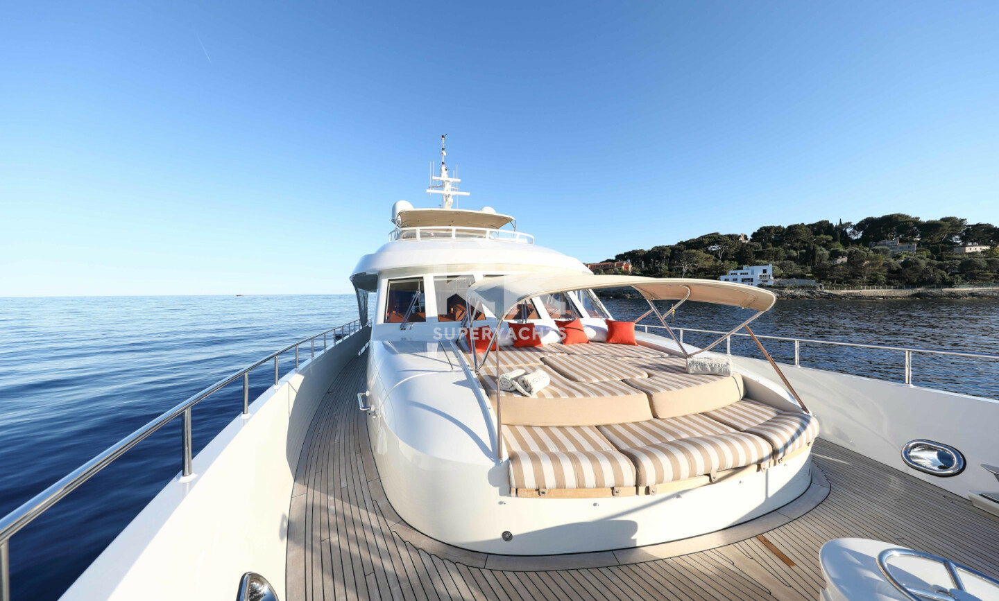 Etoile D'azur yacht for Charter 4