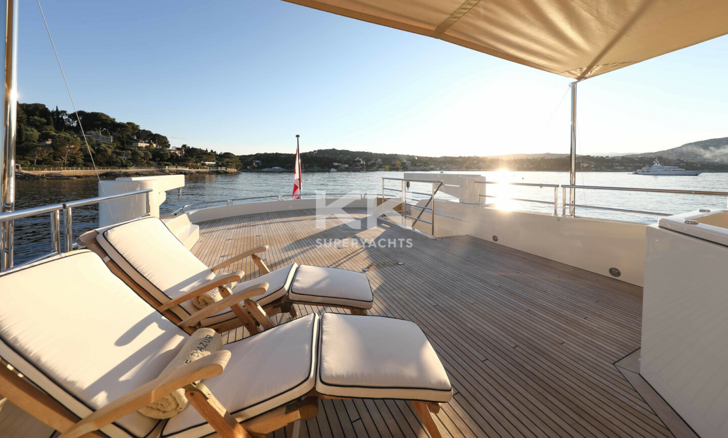 Etoile D'azur yacht for Charter 7