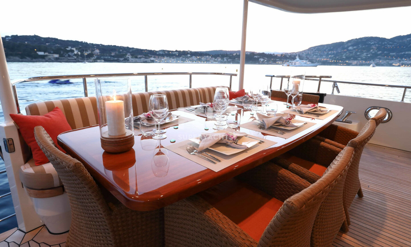 Etoile D'azur yacht for Charter 8