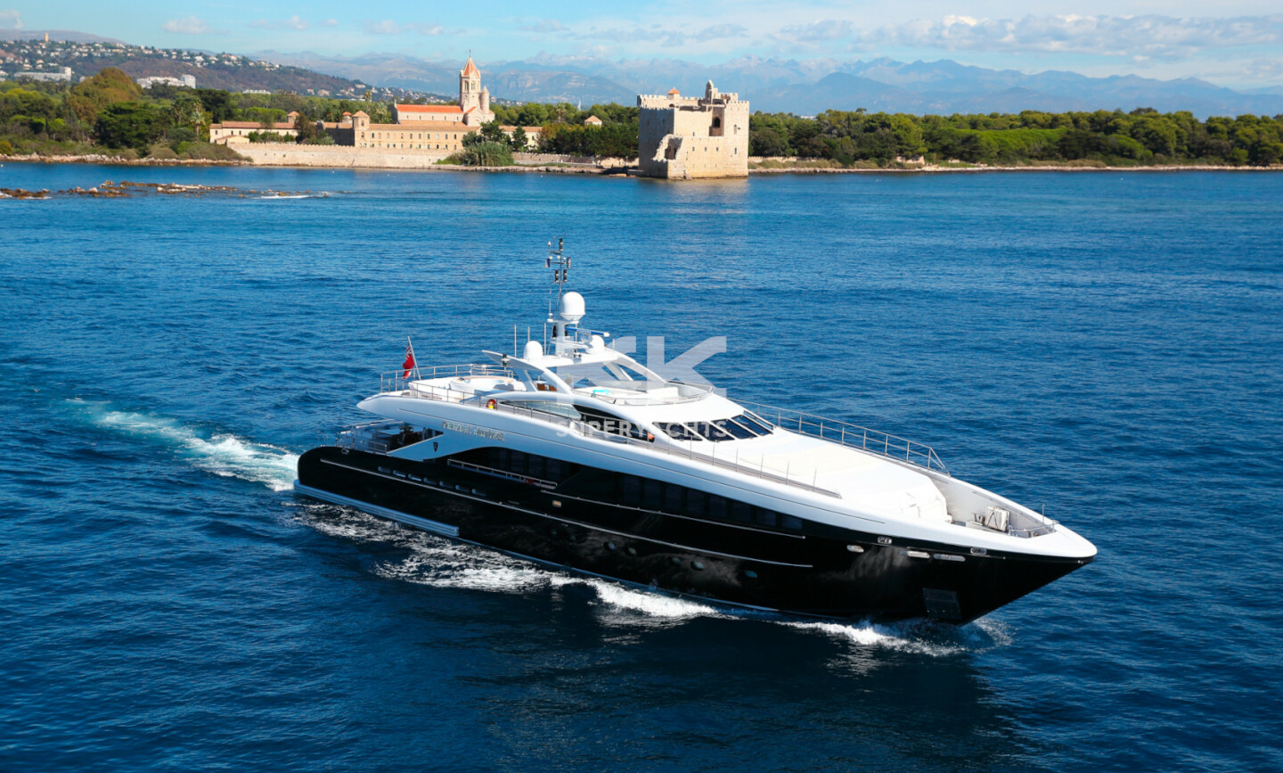 Perle Noire yacht for Sale