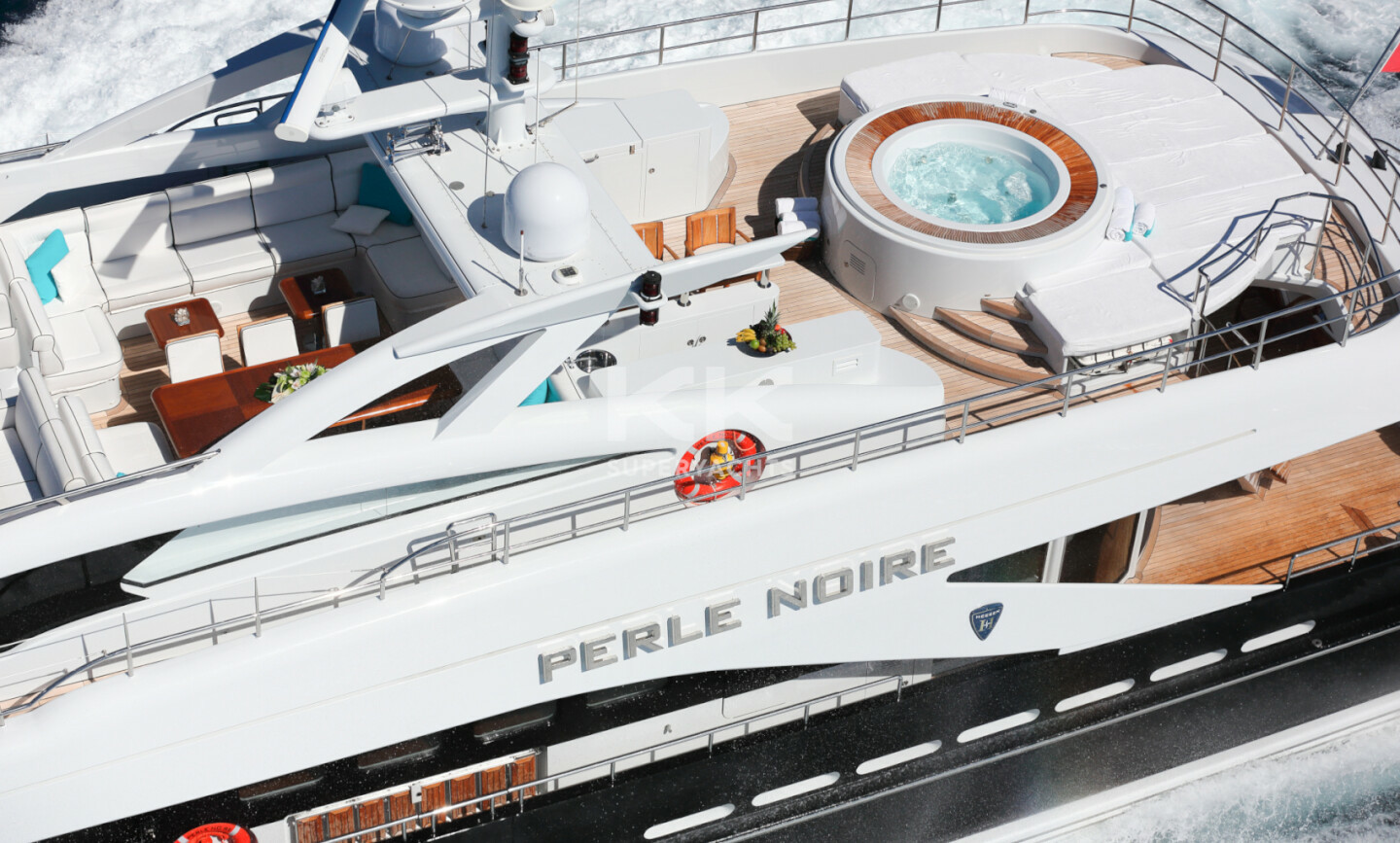 Perle Noire yacht for Sale 9