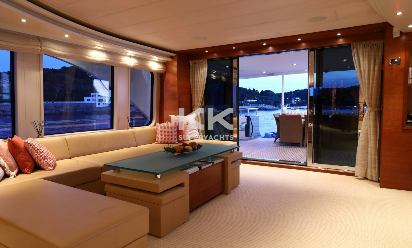 Etoile D'azur yacht for Charter 9