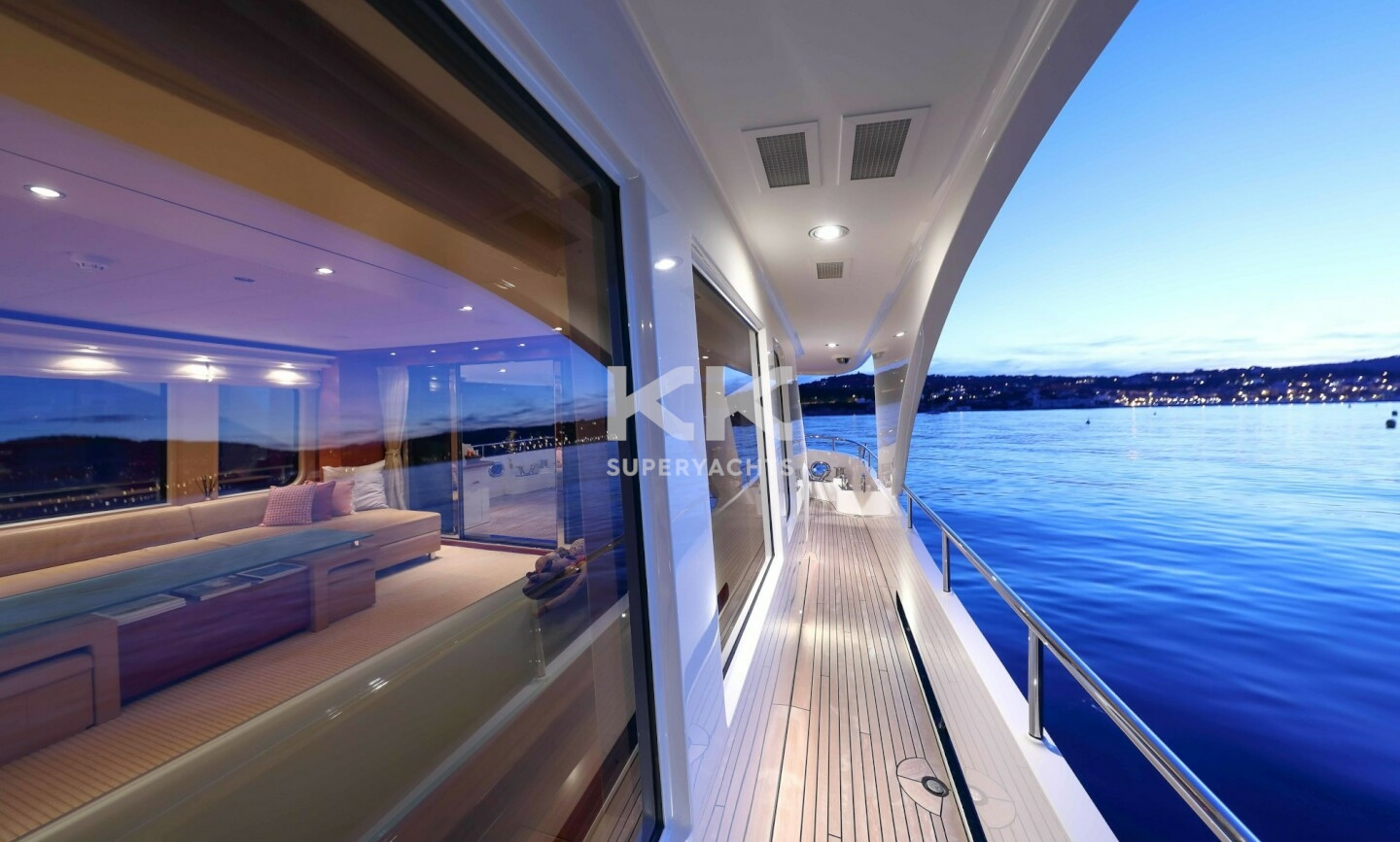 Etoile D'azur yacht for Charter 18