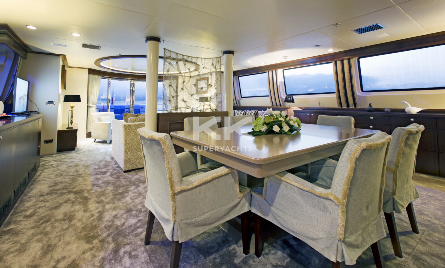 Xo Of The Seas yacht for Charter 9