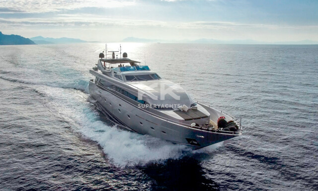 Naughty By Nature yacht for Sale