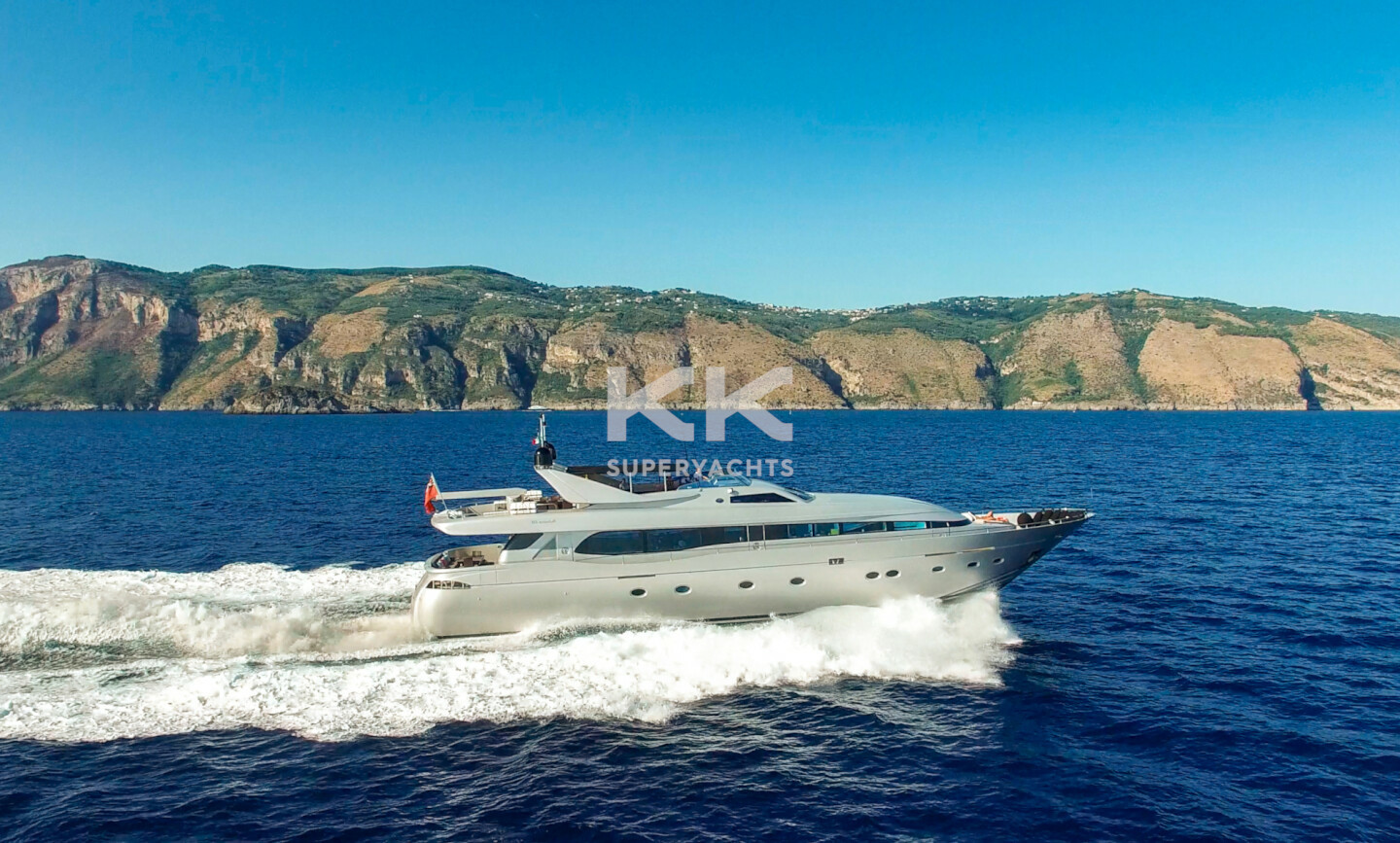 Naughty By Nature yacht for Sale 2