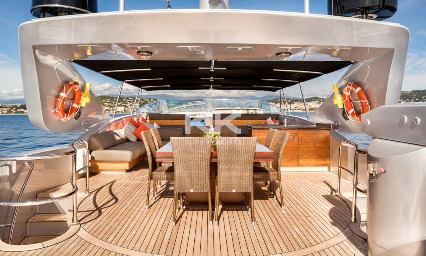 Naughty By Nature yacht for Sale 5