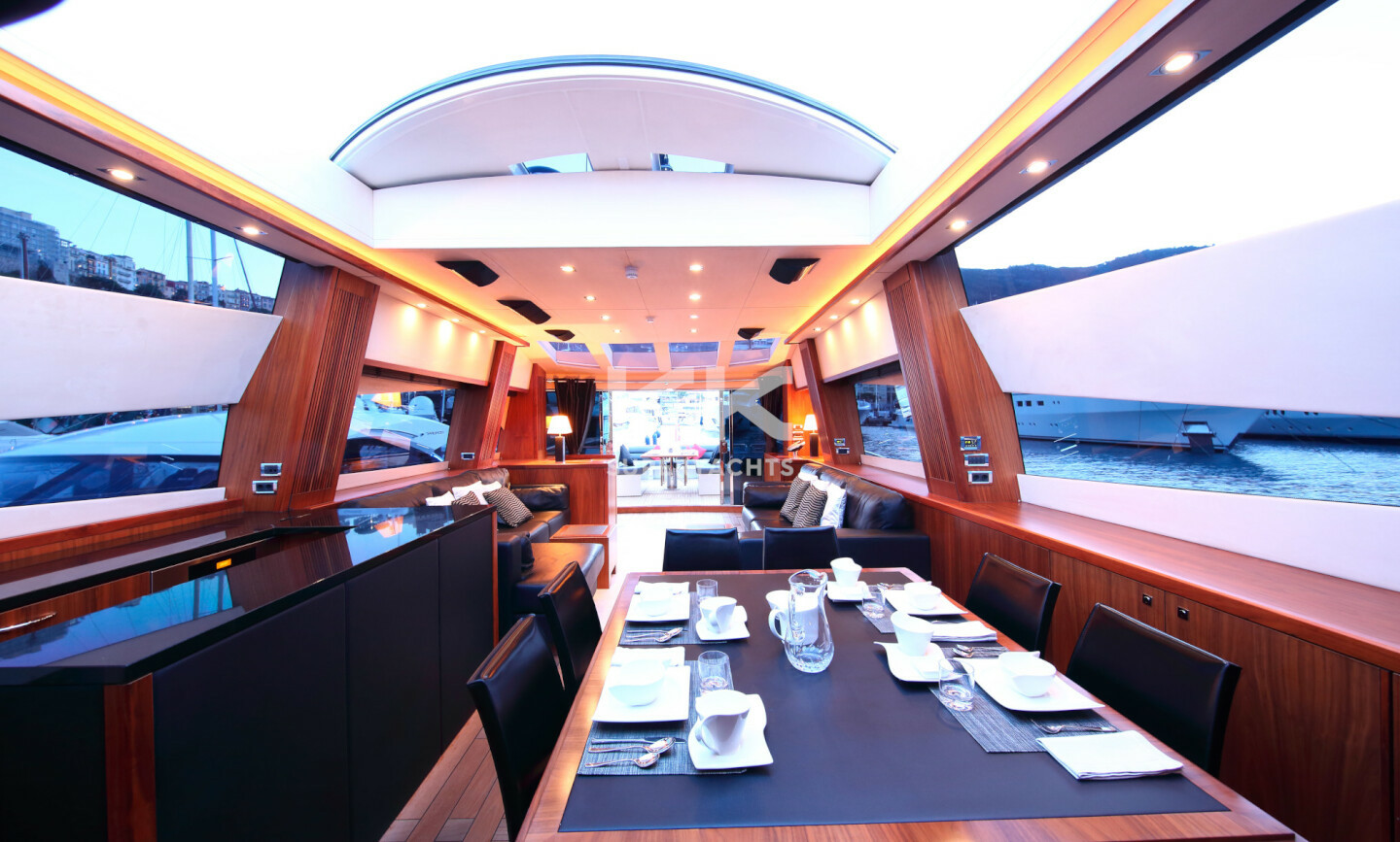 Iceman yacht for Sale 13