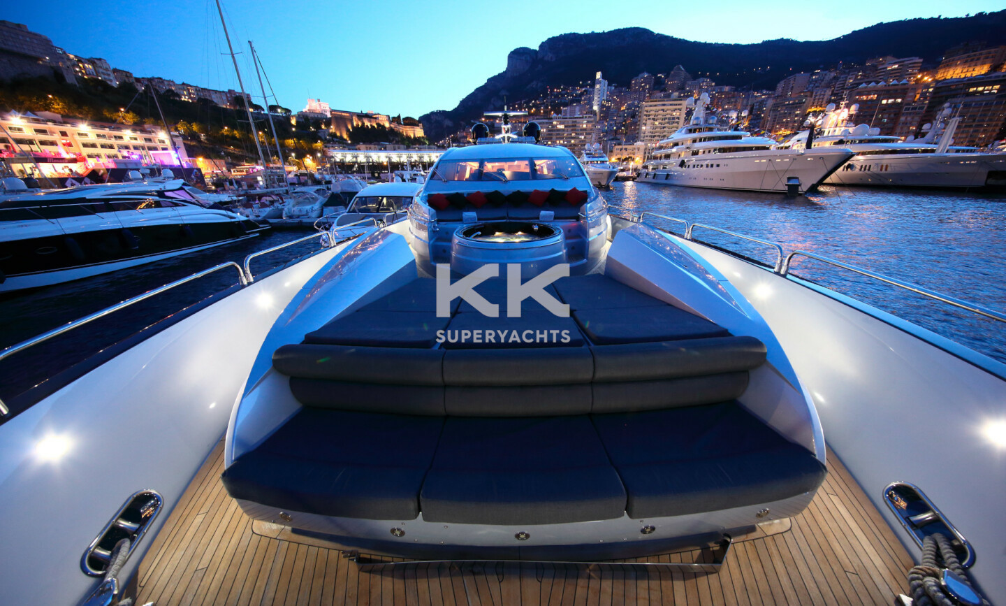 Iceman yacht for Sale 9