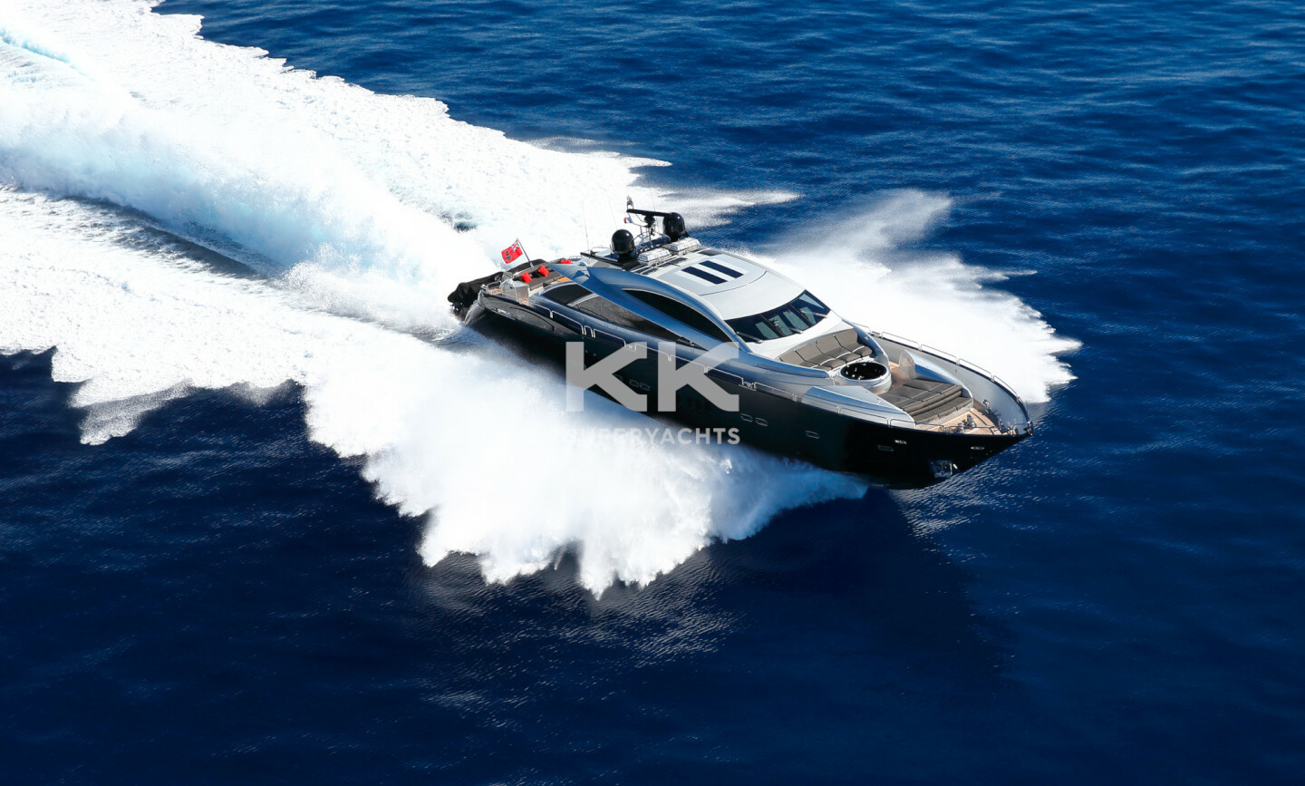 Iceman yacht for Sale 21