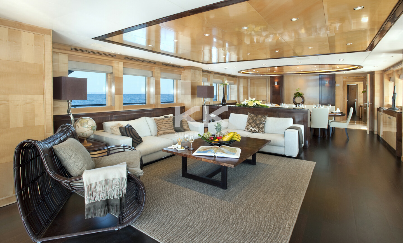 Christina G yacht for Charter 4