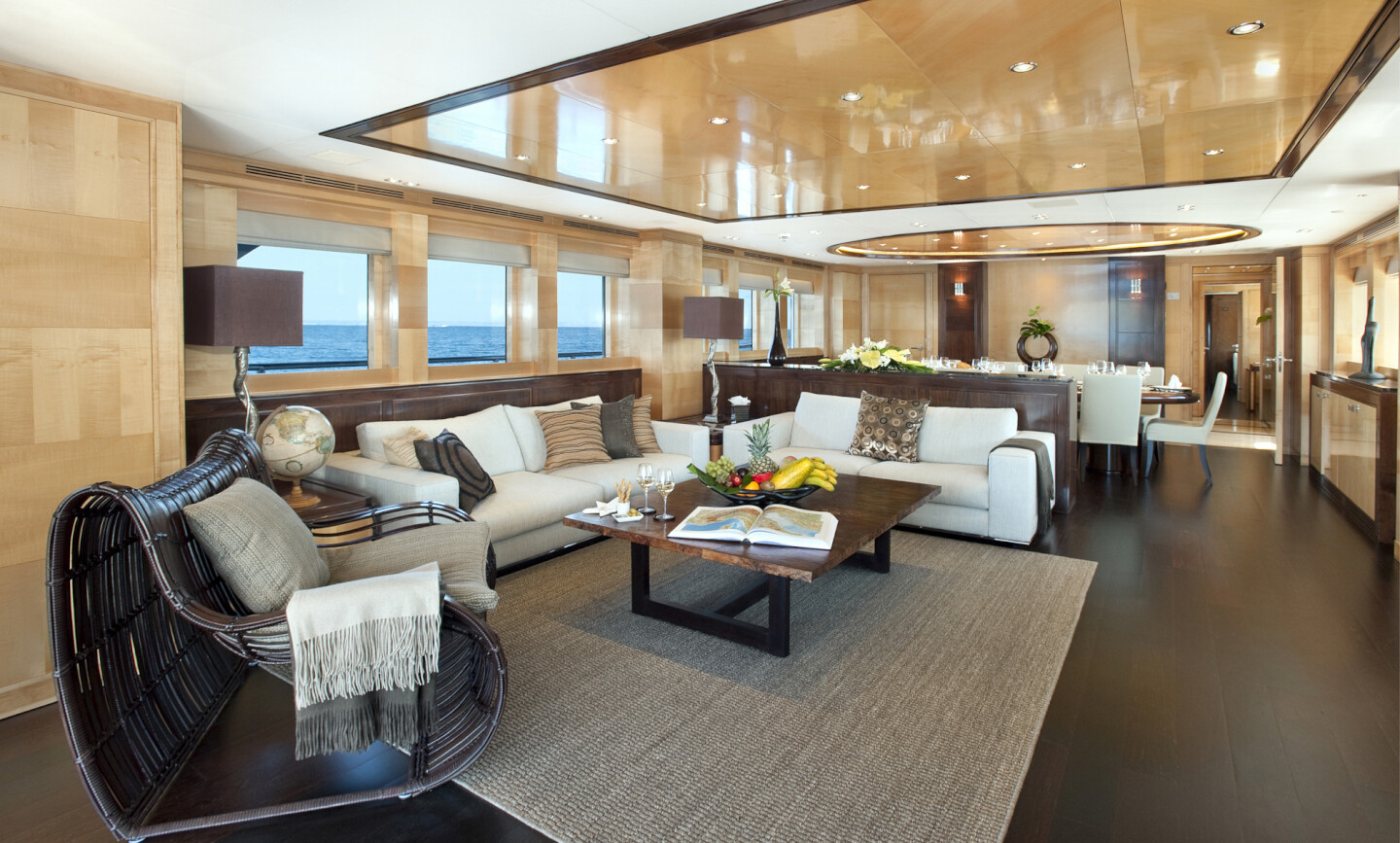 Christina G yacht for Charter 4