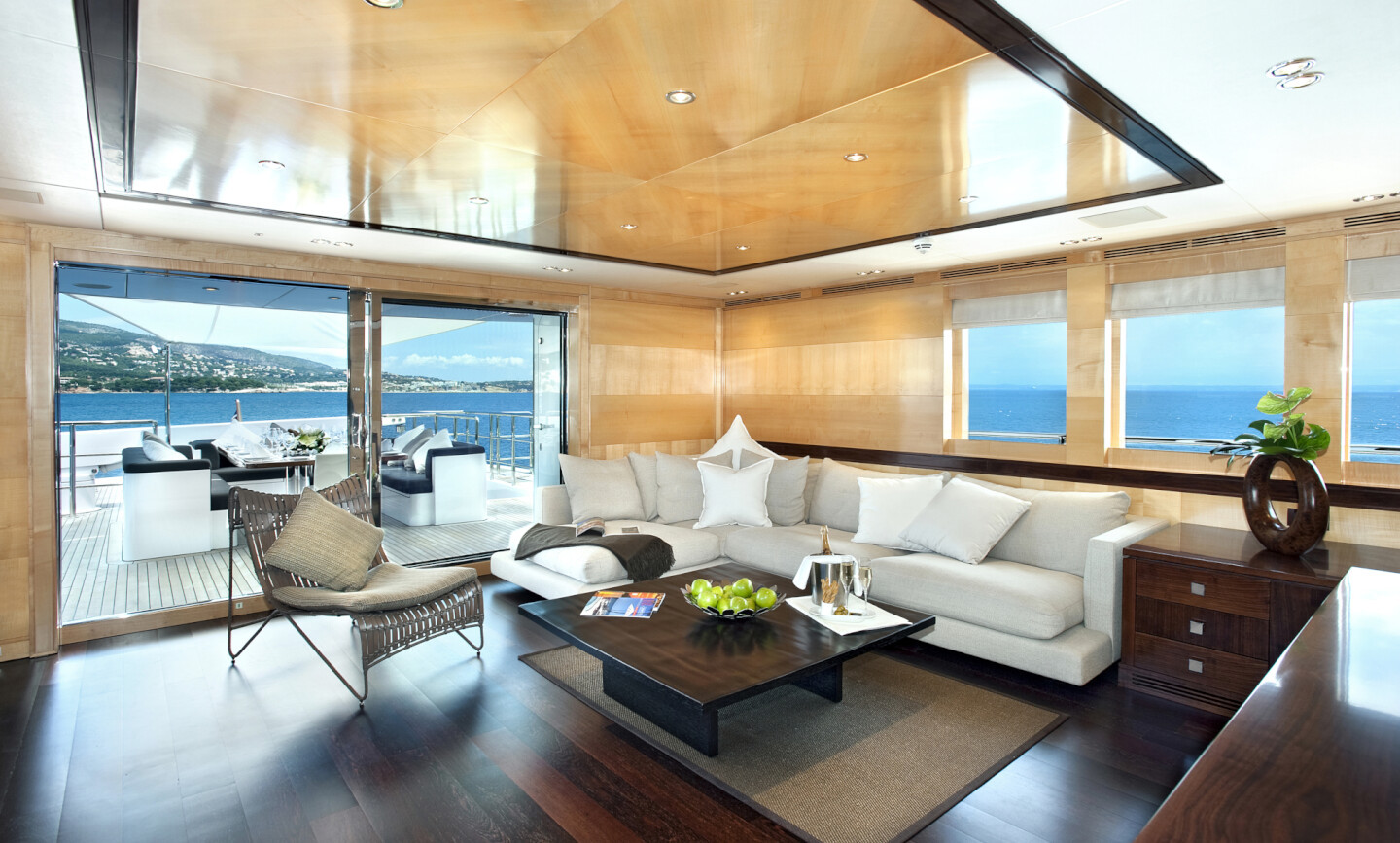 Christina G yacht for Charter 5