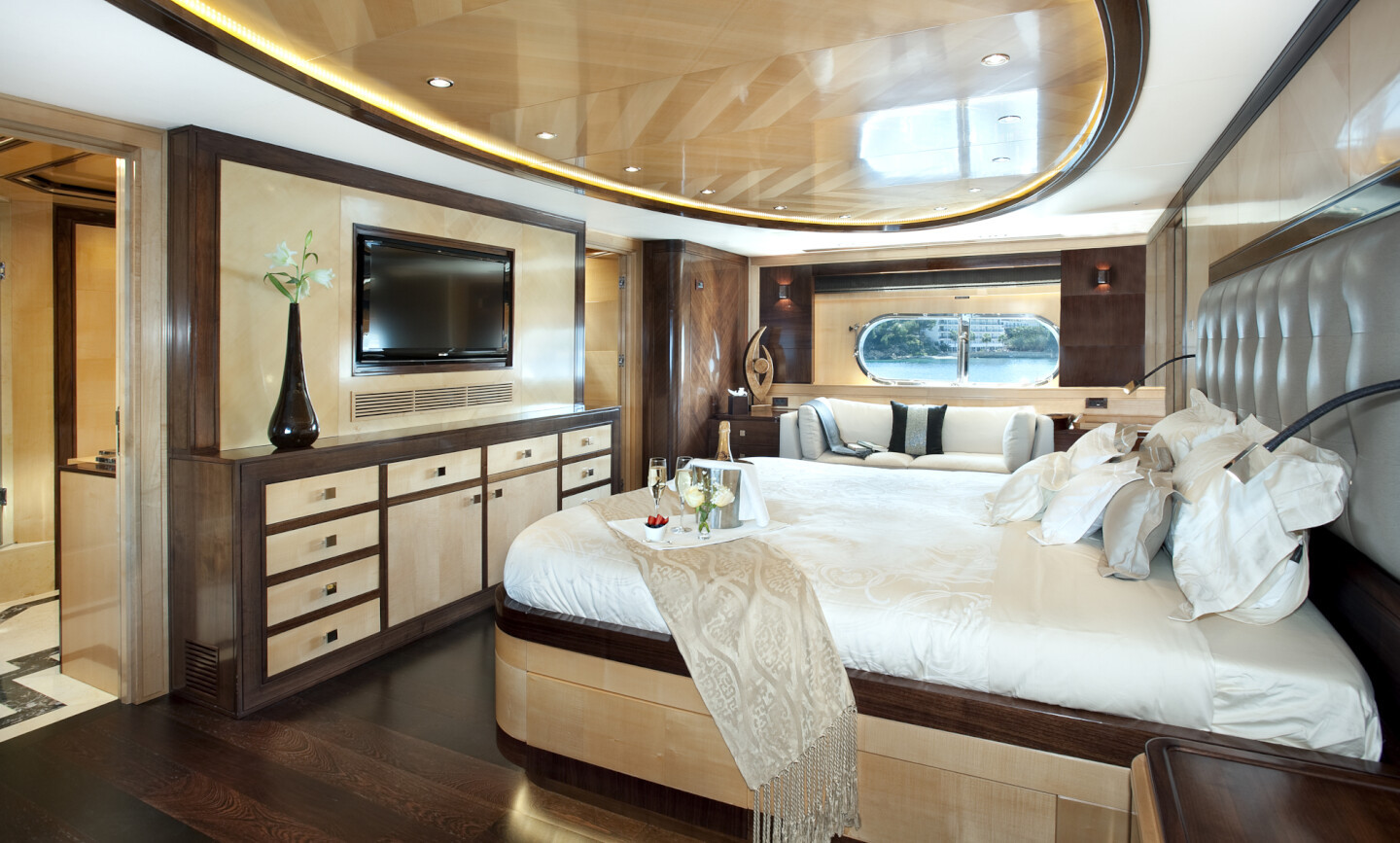 Christina G yacht for Charter 6