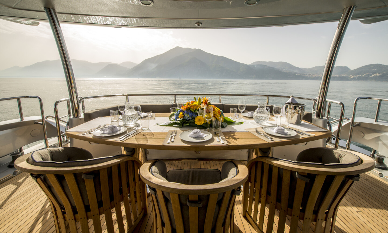 Georgina yacht for Charter 5
