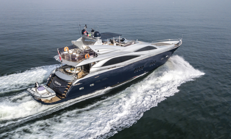 Georgina yacht for Charter 2
