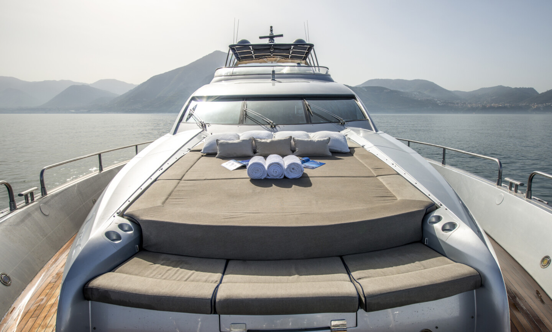 Georgina yacht for Charter 3