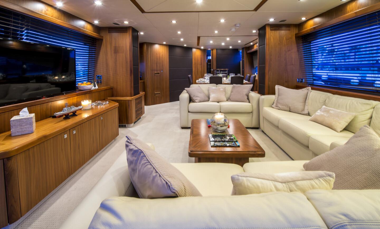 Georgina yacht for Charter 7