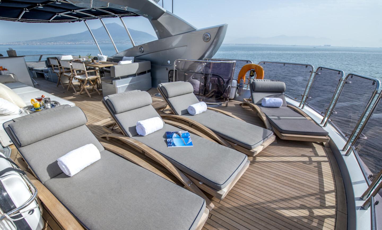 Georgina yacht for Charter 4