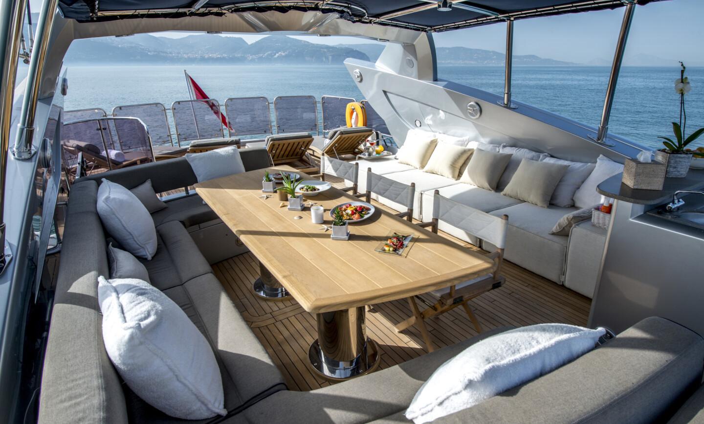 Georgina yacht for Charter 6