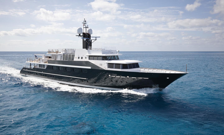 Highlander yacht for Charter 2