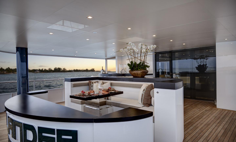 Highlander yacht for Charter 3
